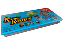General Hydroponics Rapid Rooter Tray, 50-Cell Tray & Plugs