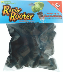 General Hydroponics Rapid Rooter Plugs, 50 Count Bag