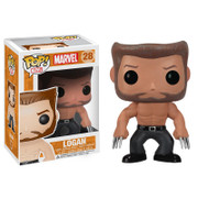 Funko The Wolverine Logan Marvel Pop! Vinyl Bobble Head