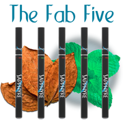 Sapphyre Ecig - The Fab Five