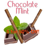 Chocolate Mint 5 for 50% off