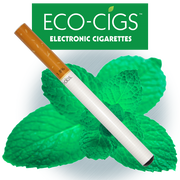 Eco-Cigs Disposable Electronic Cigarette Menthol