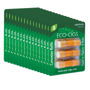 Eco-Cigs Cartridges - 48 Pack
