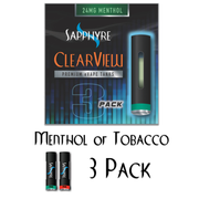 ClearView eLiquid Tanks 3 Pack