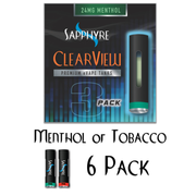 ClearView eLiquid Tanks 6 Pack
