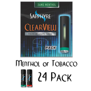 ClearView eLiquid Tanks 24 Pack