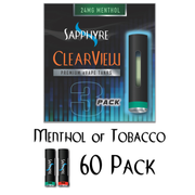 ClearView eLiquid Tanks 60 Pack