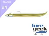 Fiiish Crazy Sandeel Off Shore Combo 300 Gold 160g CSE520