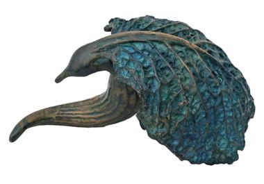 Antique bronze contemporary sculpture work of art John McGill