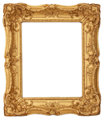 Antique 19th Century Victorian gilt framed wall mirror overmantle