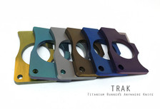 Anodize color options