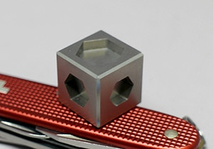 Stainless Steel Dice Tool