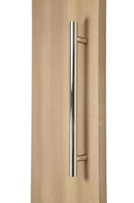Exterior 316 Grade Ladder Pull Handle (Polished Chrome Finish)