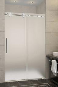 AquaLine III (Brushed Satin) & Shower Door Hardware | Strongar Hardware pezcame.com