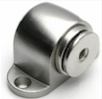 Stainless Steel Brushed Satin Finish Floor-Mounted Magnetic Door Stop