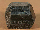 Rough Black Tourmaline Mineral Specimen