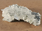 Blade Calcite White Crystal Mineral Specimen