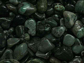 Emerald Tumbled Stone 1 Piece