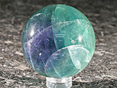Fluorite 48mm Stone Sphere