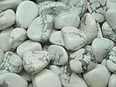 Howlite Tumbled Stone 1 Piece
