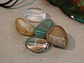 Prosperity Wealth Crystal Stone Set