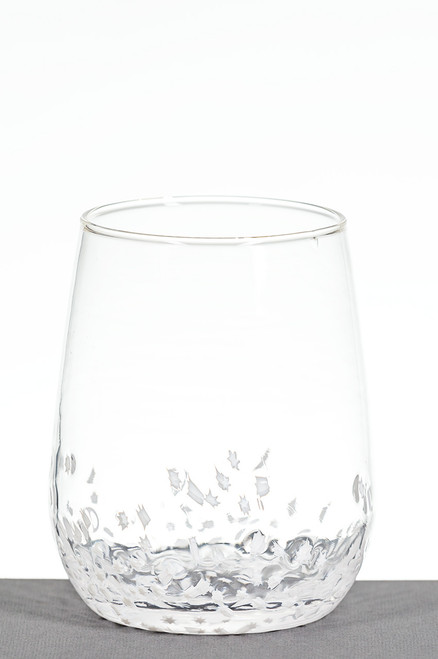 Large Wine - White Star