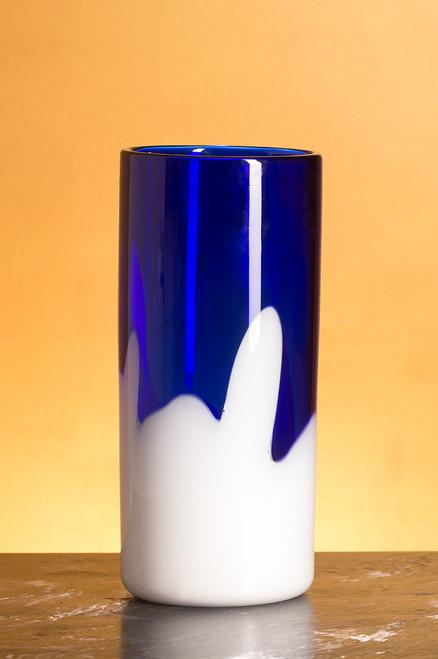 Palm Beach - Cobalt Blue & White