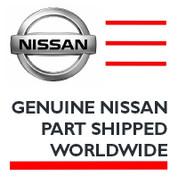 NISSAN 0165801351 Bumper-trunk lid