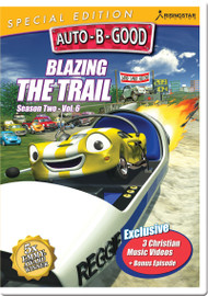 Blazing the Trail - Special Christian Edition (digital episodes)