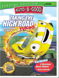 Taking the High Road: TURBO - Special Christian Edition (digital episodes)