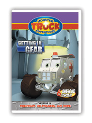 Monster Truck Adventures: Getting In Gear (digital episodes)