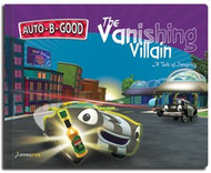 The Vanishing Villain - Hardcover