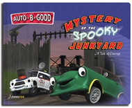Mystery of the Spooky Junkyard - Hardcover