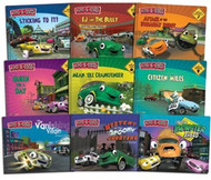 Auto-B-Good Storybook Series (9) - (Library Bound)