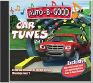 Car Tunes Volume 1 - Music CD