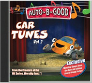 Car Tunes Volume 2 - Music CD