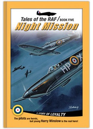 Tales of the RAF: Night Mission (Library Bound)