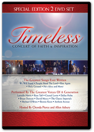 Timeless Concert of Faith & Inspiration: 2 DVD Set