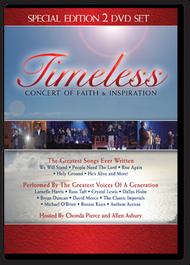 Timeless Concert of Faith & Inspiration: 2 DVD Set