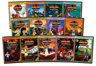 Adventures from the Book of Virtues - Complete Set