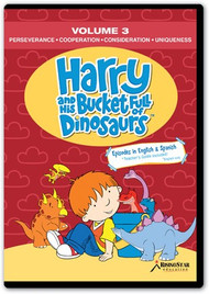 Harry & His Bucket Full of Dinosaurs - Volume 3