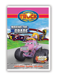 Monster Truck Adventures: Making the Grade (digital episodes)