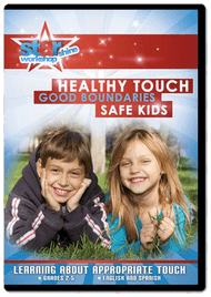 ED Starshine Workshop - Healthy Touch, Good Boundaries, Safe Kids (DVD)