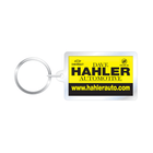 Acrylic Key Tag, Sealed, with Printing