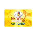 Gift Cards with Magnetic Stripe (top)