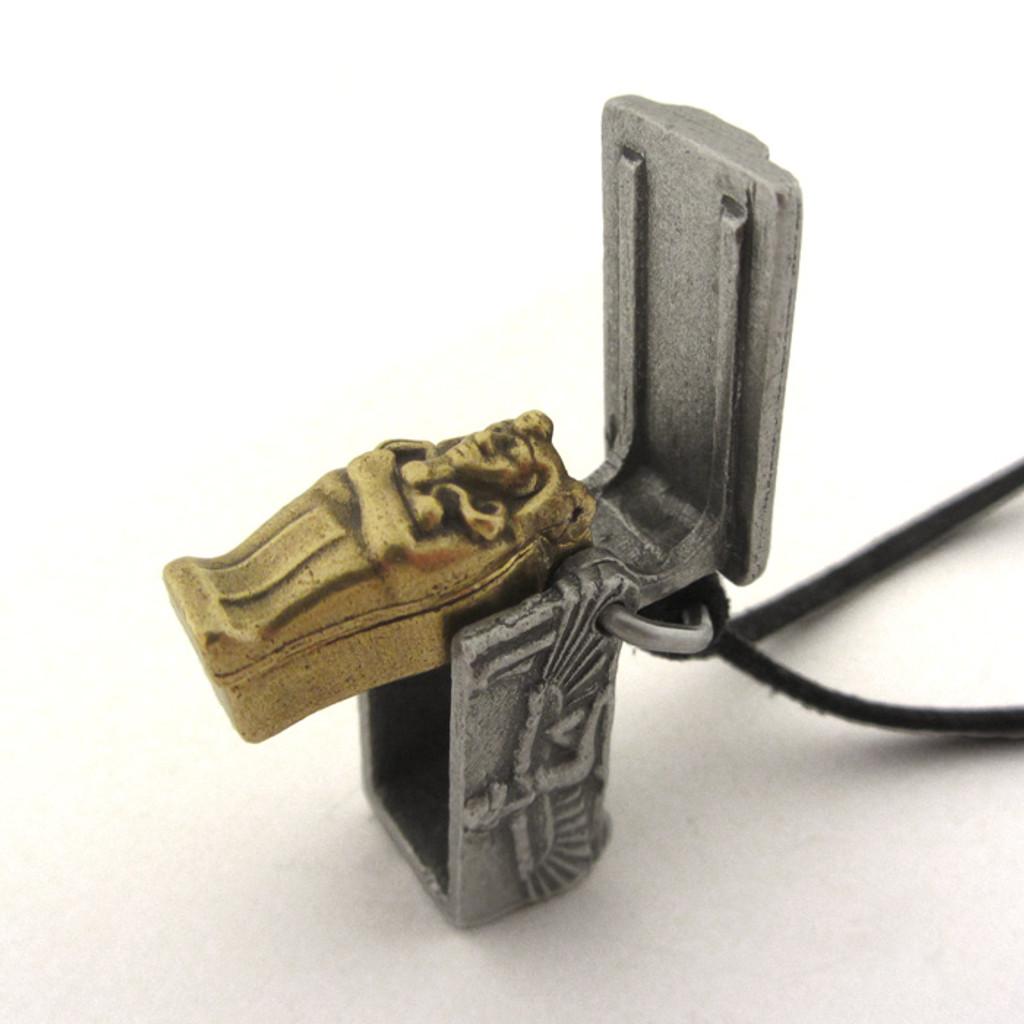 Ancient Egyptian Sarcophagus locket