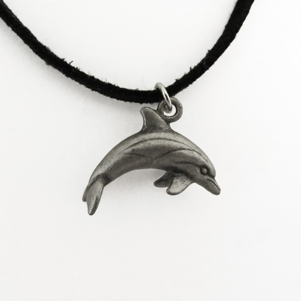 dolphin necklace
