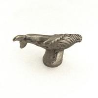 humpback whale drawer pull