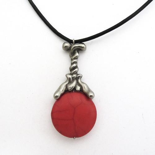 Kinesin necklace