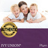 Ivy Union Premium Down Alternative Twin XL Comforter Set, Plum